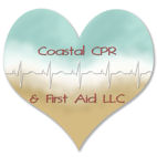 Coastal CPR & First Aid logo