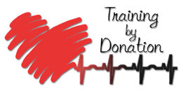 Training by Donation Logo