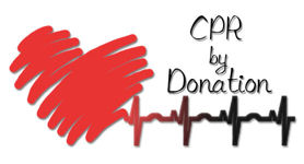CPR by Donation Logo