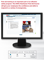 Heartsaver First Aid Online