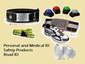 Emergency bracelets and and more to keep you safe