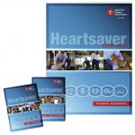 Heartsaver CPR AED book