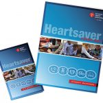 Heartsaver First Aid book