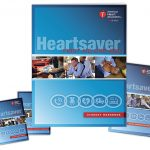 Heartsaver First Aid CPR AED book